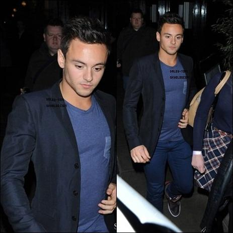 04.12.2013 - Tom a l'émission The Jonathan Ross Show.