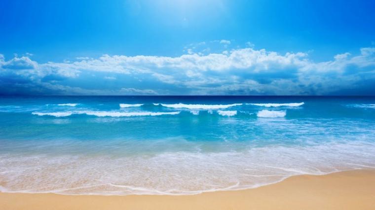 Le Vent La Mer Le Soleil  <3
