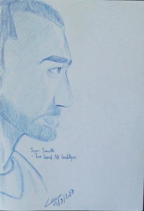 Sam Smith (fait en 5 min)