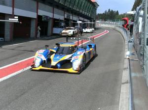 1000 km de Spa Francorchamps LMS    2011