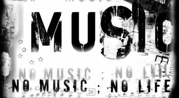 La musique est une force.