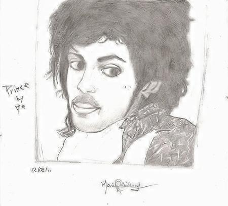 Prince Rogers Nelson By Me.