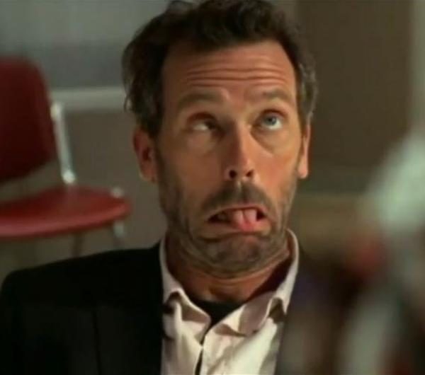 Could an eight year old do this? - Dr. House