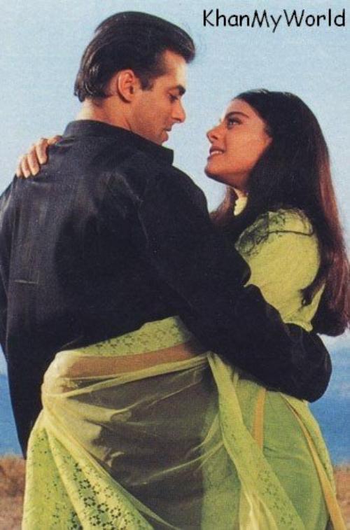 Couple Coup De Coeur : Salman & Kajol