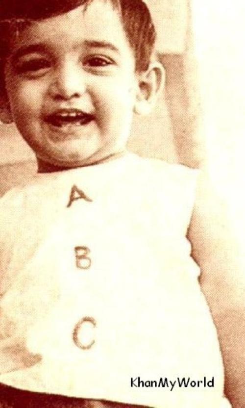 Aamir Khan Baby