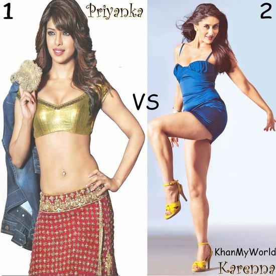 Priyanka VS Kareena