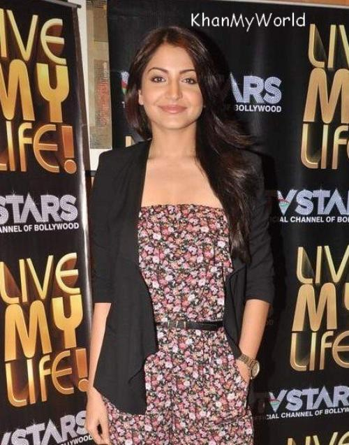 Anushka Sharma On UTV Stars