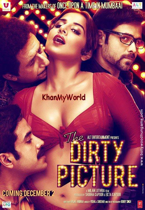 New Film = Dirty Picture