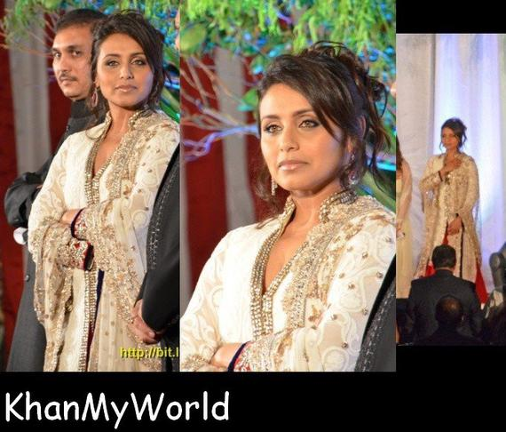 Rani Mukhergee - My Earth , My Home