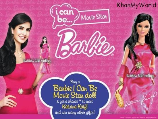 Katrina Kaif - Barbie