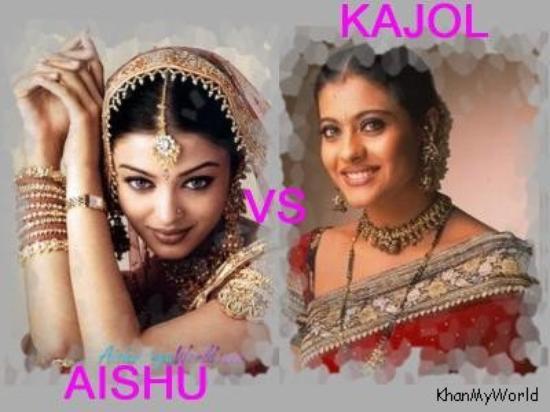 Aishwarya VS Kajol