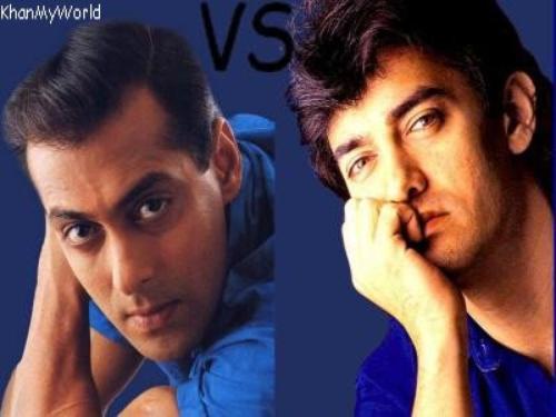 Salman VS Aamir