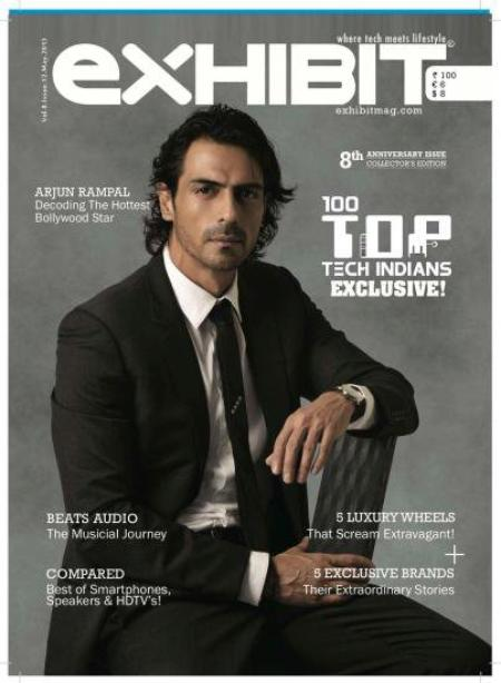 Magazine covers May 2013