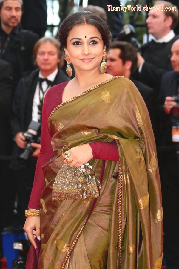 EXCLUSIVE NEW NEW PICTURES = Aishwarya Rai Bachchan + Vidya Balan at Cannes 2013