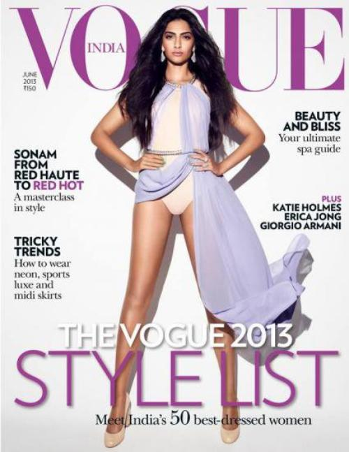 Magazine covers - June 2013