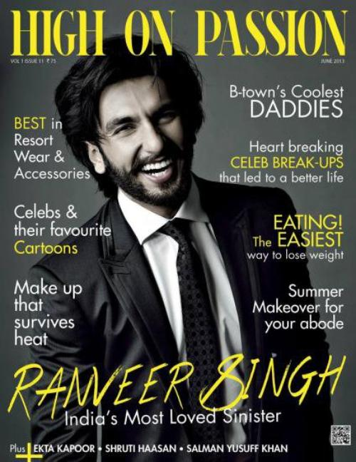 Magazine covers - June 2013