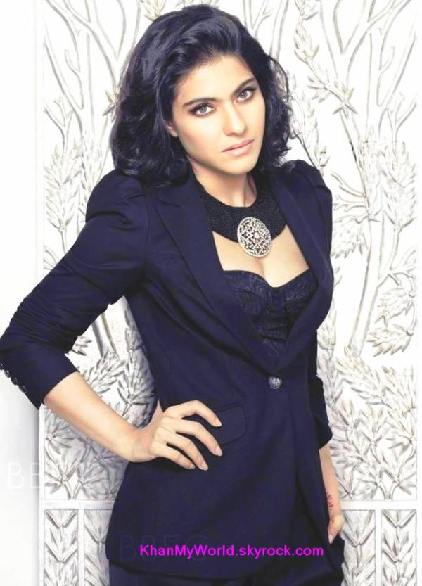 "Kajol - Full photoshoot "" June 2013 """