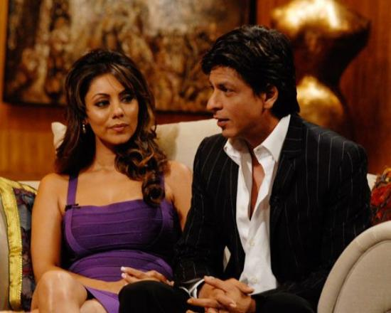 Shahrukh Khan et Gauri Khan .. Un troisième enfant ?