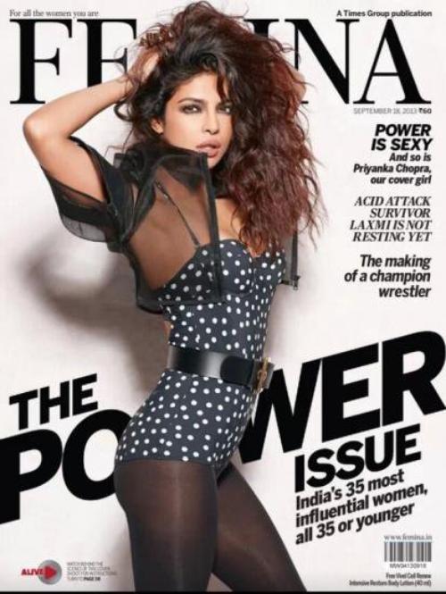 Magazine covers - September 2013