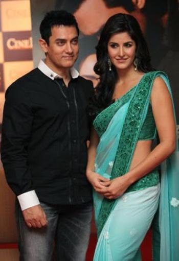 Aamir Khan et Katrina pourront-t-il recréer la magie de Hrithik & Aishwarya ?