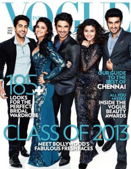 Magazine covers - November  2013
