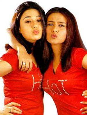 Rani Mukherjee VS Preity Zinta