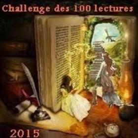 Challenge des 100 lectures / Challenge je compte mes pages