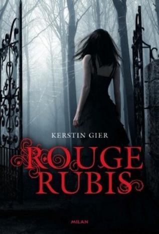 Trilogie des gemmes, tome 1 : Rouge rubis