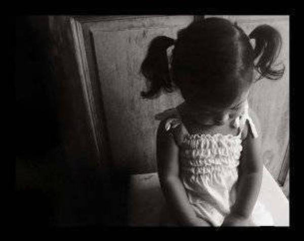 Une petite fille isolé, incomprise, loin de tout... Merci maman.