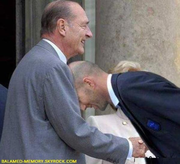 HUMOUR DE LA SEMAINE : Zidane a encore frappé