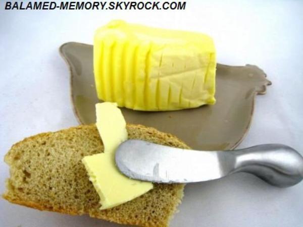 BLAGUE DE LA SEMAINE : La tartine de pain beurrée