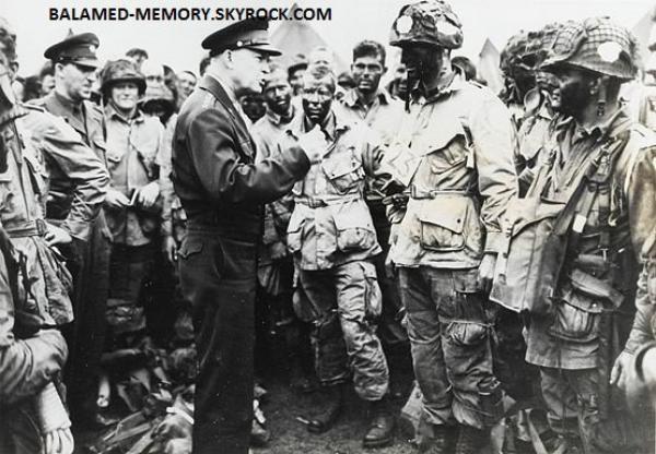 HISTOIRE : Le débarquement de Normandie – 6 juin 1944