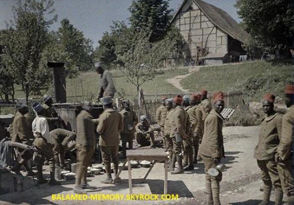 HISTOIRE : Les troupes coloniales au service de la patrie