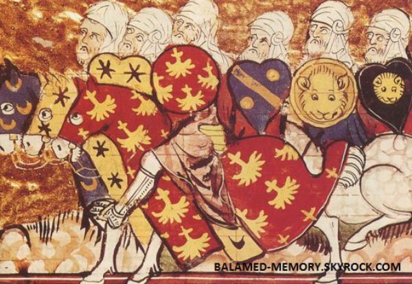 HISTOIRE : Saladin (1137 - 1193) Un héros pour les Arabes
