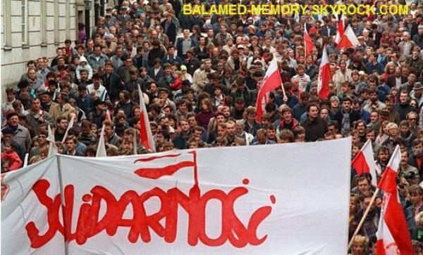 HISTOIRE : 31 août 1980 Accords de Gdansk