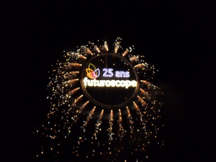 25 ans Futuroscope