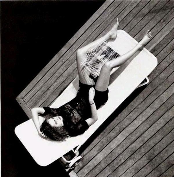 Souvenez-vous: Vogue Paris Juin 2001 (Birdy) par Nathaniel Goldberg
