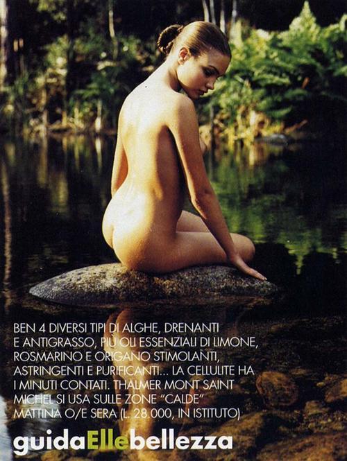 Souvenez-vous: Elle Italie 2001 (Siamo Verda) par Emmanuelle Haugel