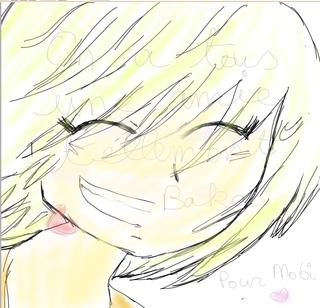POUR MOI? =D