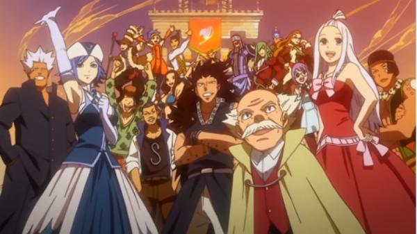 """Chapitre 4: """"La guilde de Fairy Tail"""""""