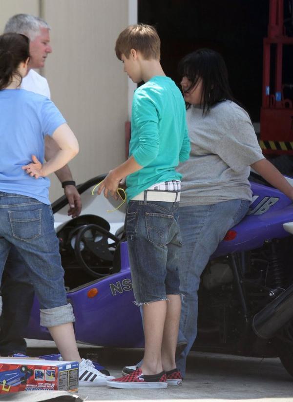 Justin Bieber underwear