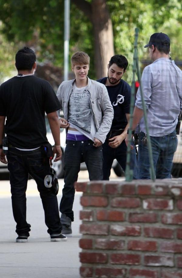 Justin-bieber-underwear boxer violet
