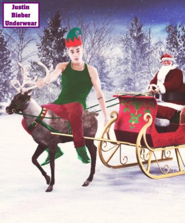 Les montages de la chaise SEXY with Justin Bieber