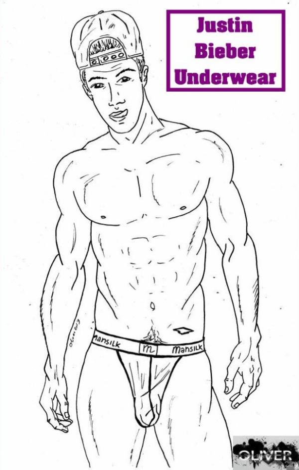 Christopher Bieber... Le dessin very SEXY !