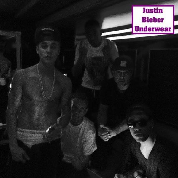 Justin sur scène = Biebergasm en folie !!!