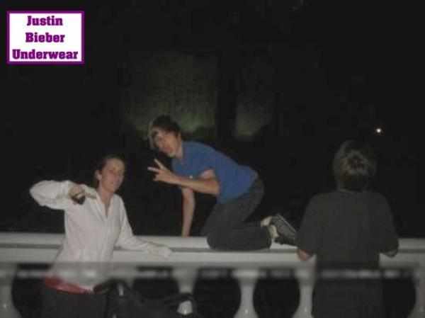 Les photos compromettantes de Justin Bieber adolescent !