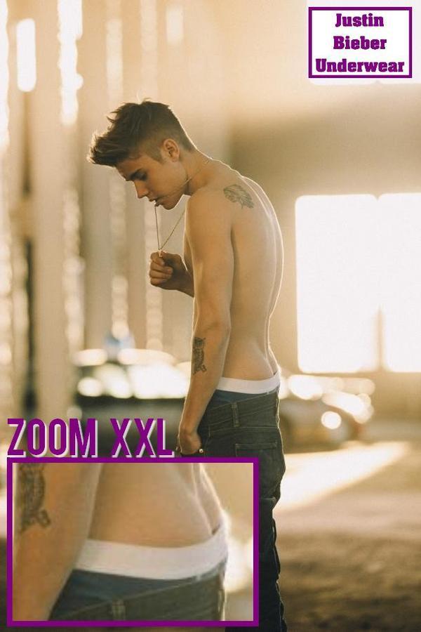 Justin Bieber en montre beaucoup pour ses fans...