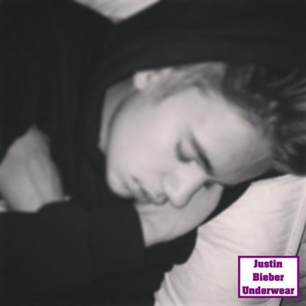 Le nouvel an SEXY de Justin Bieber !