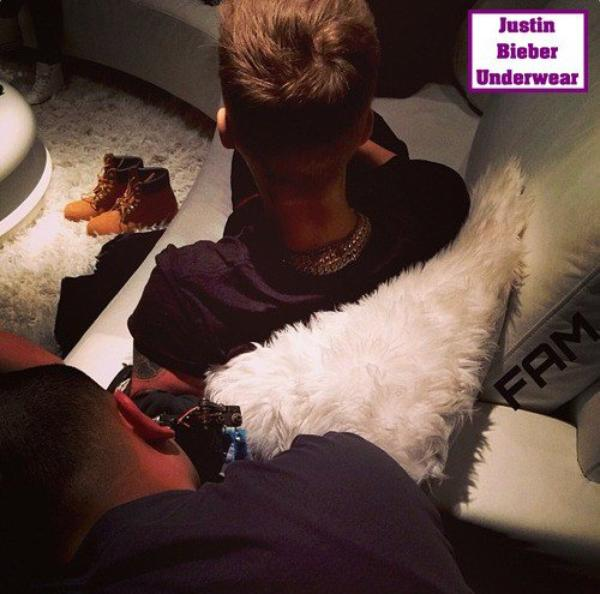 Les nouveaux Tatoo SEXY de Justin !