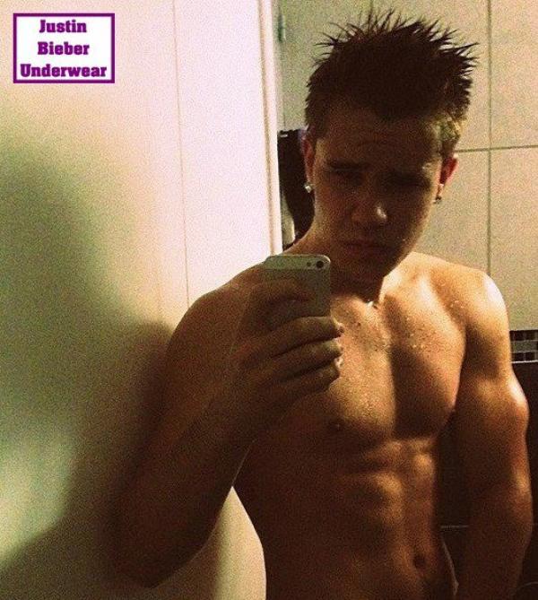 Les photos SEXY de Quentin Bieber !